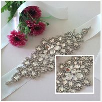 Beautiful Bridal Sash