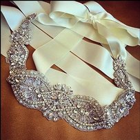 Bridal Sash, Bridal Belt, Belt For Wedding Dress
