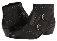 Rebecca Minkoff Studded Kidleather Black Boots