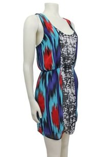 Other Staring At Stars Printed Panel Front Urban Outfitters Dress
