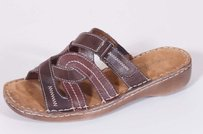 Natural Soul By Naturalizer Brown Sandals