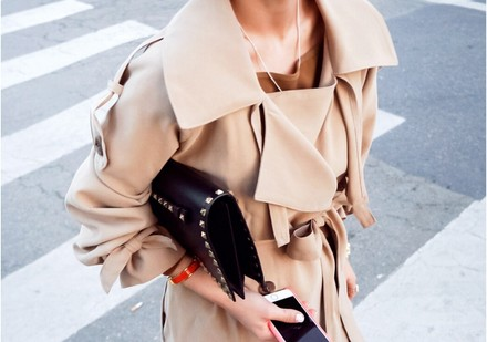 09ea68e1c lovely Camel Double Breasted Belted Trench Women's Raincoat Safari Jacket  Trench Coat #10733278 - Coats