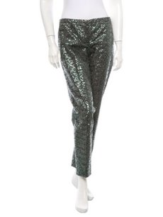 21 Sequins With Capri/Cropped Pants Green