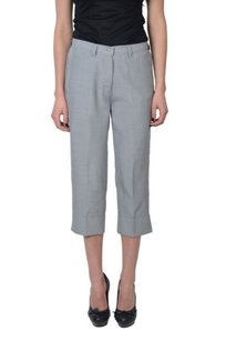 Capri/Cropped Pants Gray