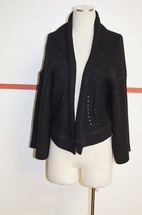 Other Signature Saks Fifth Avenue Shawl Collar Cardigan Xs 8254 Sweater