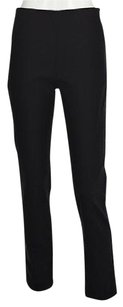 Other Equestrian Womens Petite Casual P Stretchy Slip On Trousers Pants