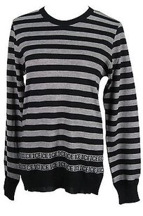 Ice By Iceberg Striped Womens Sweater