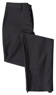 Other Barneys York Womens Solid Dress 100 Wool Trousers Pants