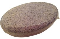 Dual Sided Purple / Lilac Handheld Pumice Stone - Great for Calouses!