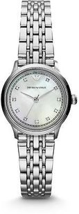 Emporio Armani Stainless Steel Ladies Watch Ar1803