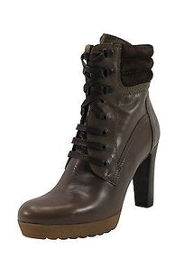 Manas Design Fashion Brown Boots
