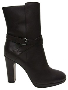 Maxmara Genuine Leather brown Boots