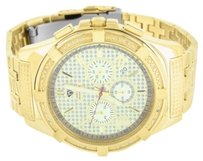 Other Gold Finish Mens Watch Aqua Master Jojo Jojino Kc Techno Stainless Steel On Sale
