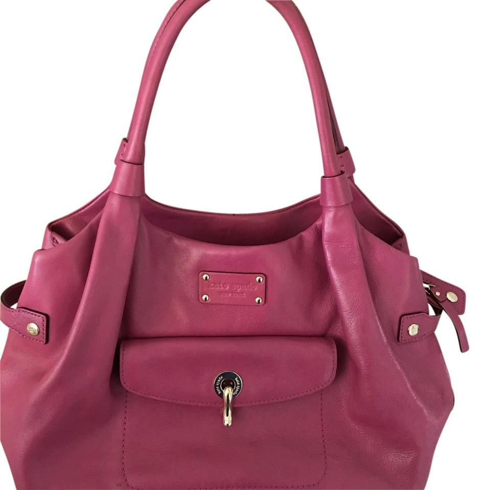 Kate Spade Berkshire Road stevie poppy Satchel