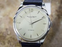 Other International Watch Co Cal 853 S. Steel Automatic 60s Mens Dress Watch D76