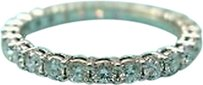 Tiffany,Co,Plat,Full,Circle,Diamond,Eternity,Band,