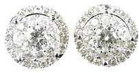 14k,Solitaire,Look,Vs,Diamond,Stud,Earrings,11mm,1.5,Ct