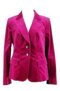 Maggio Womens Suit Pink Cotton Blend -