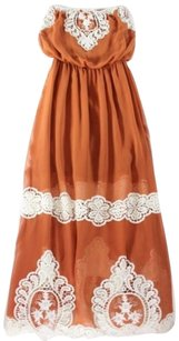 Reddish-brown Maxi Dress by Other Maxi Maxi