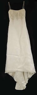 Melissa Sweet Wedding Dress Gown Handbag Veil Beaded