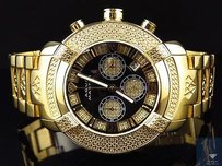 Mens Aqua Master Joe Rodeo Jojo 46mm Jesus Piece Face Diamond Band W96 Watch