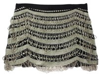 Other Mini Mini Mini Skirt Black/Silver