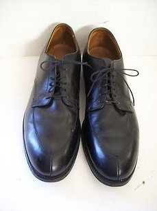 Alden Shoes For Bonsalls Shoes Black Made In Usa