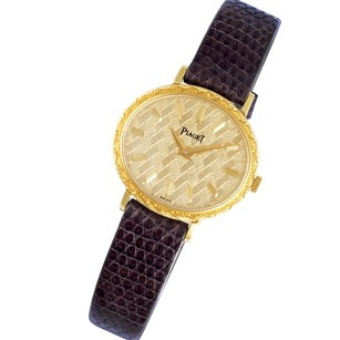 Pre-owned Piaget 9801