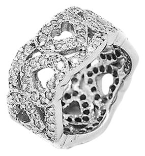 Ring 14k 3.75 Ct H Si2 Diamond Heart Shape Grams