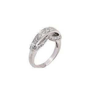 Other Ring 14k White Gold 1.10 Ct G Si1 Diamond 5.7 Grams