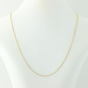 Rope Chain Necklace 12 - 14k Yellow Gold Spring Ring Clasp