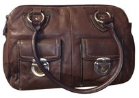 Satchel in Brown