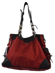 Jpk Paris 75 Womens Satchel in Red