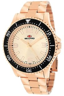Seapro Sp5334 Mens Watch Rose Gold -