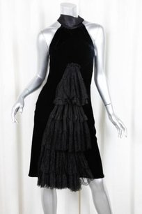 short dress Black Jean Paul Gaultier Femme on Tradesy