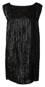 Black Maxi Dress by Other Zero Maria Cornejo Womens Irina Stripe Slvls