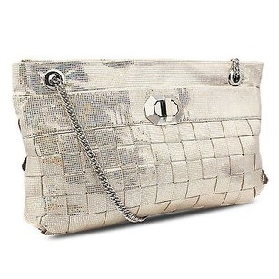 Other Miadora Lucille Woven Wallet Chain Or Handle Shoulder Bag
