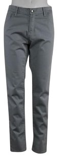 American Colors Womens Gray Skinny Jeans