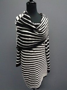 Per Se Striped Dress