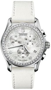 Swiss Army Victorinox Classic Chronograph Ladies Watch 241398