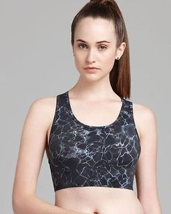 Theory Kizz Shard Swim Black Multi