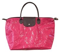 Other Tote in Pink, Brown