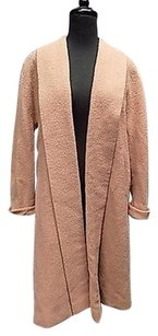 Other Jacks Long Sleeved Lined Open Front Full Length Woven 111a Trench Coat