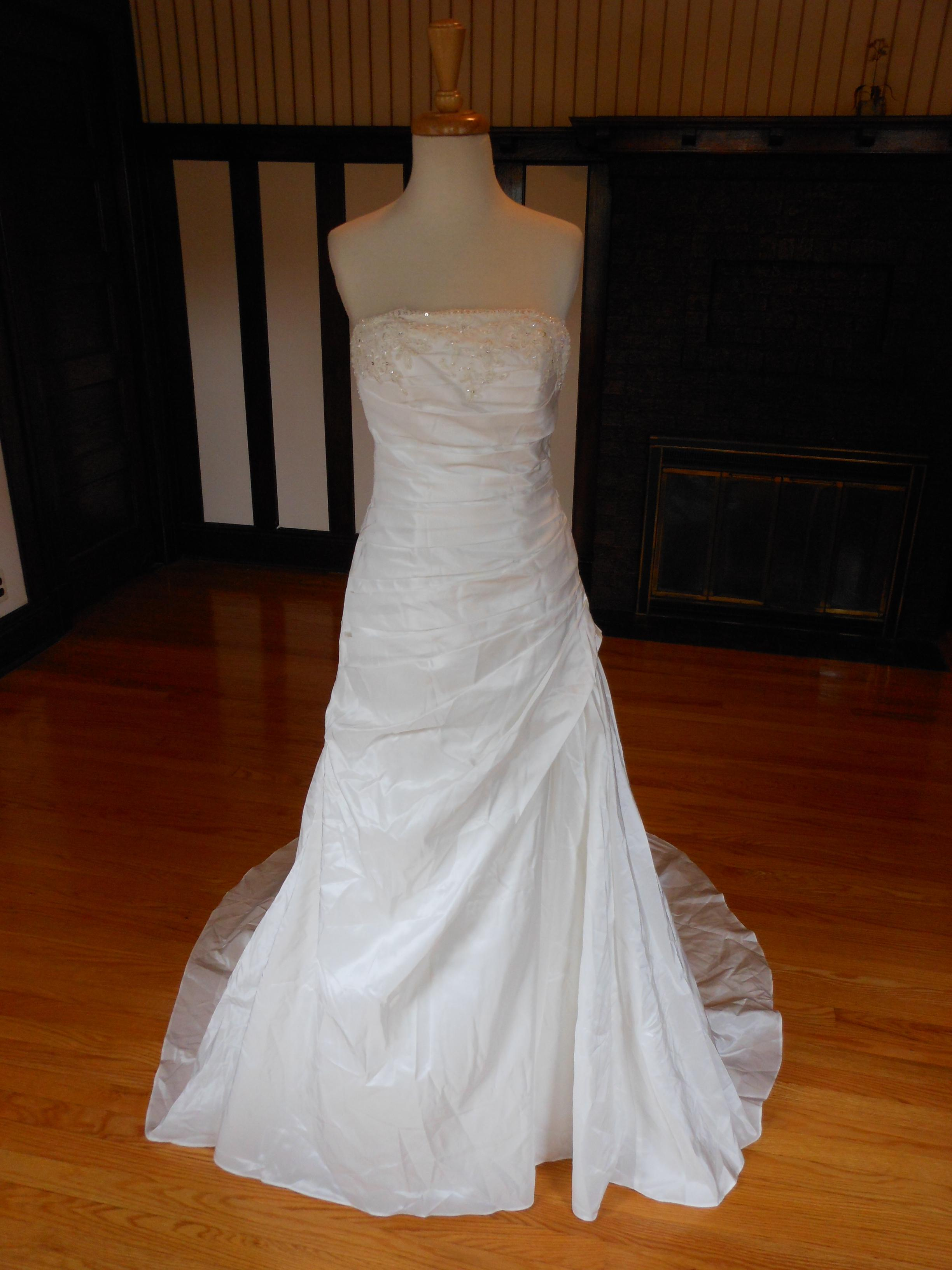 Simple Used Wedding Dresses Buy U Sell Your Dress Tradesy With Old