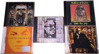 Other Megastars 5- CD Set; Michael Jackson & Stevie Wonder [ SisterSoul Closet ]