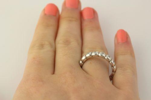 7242bad5e low cost enchanted crown ring clear cz d6786 4eac0; new zealand pandora  ring sterling silver 190829cz hope cubic zirconia band 8.25 cf0c2 aae34
