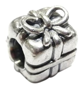 PANDORA Sterling Silver Gift Box Charm