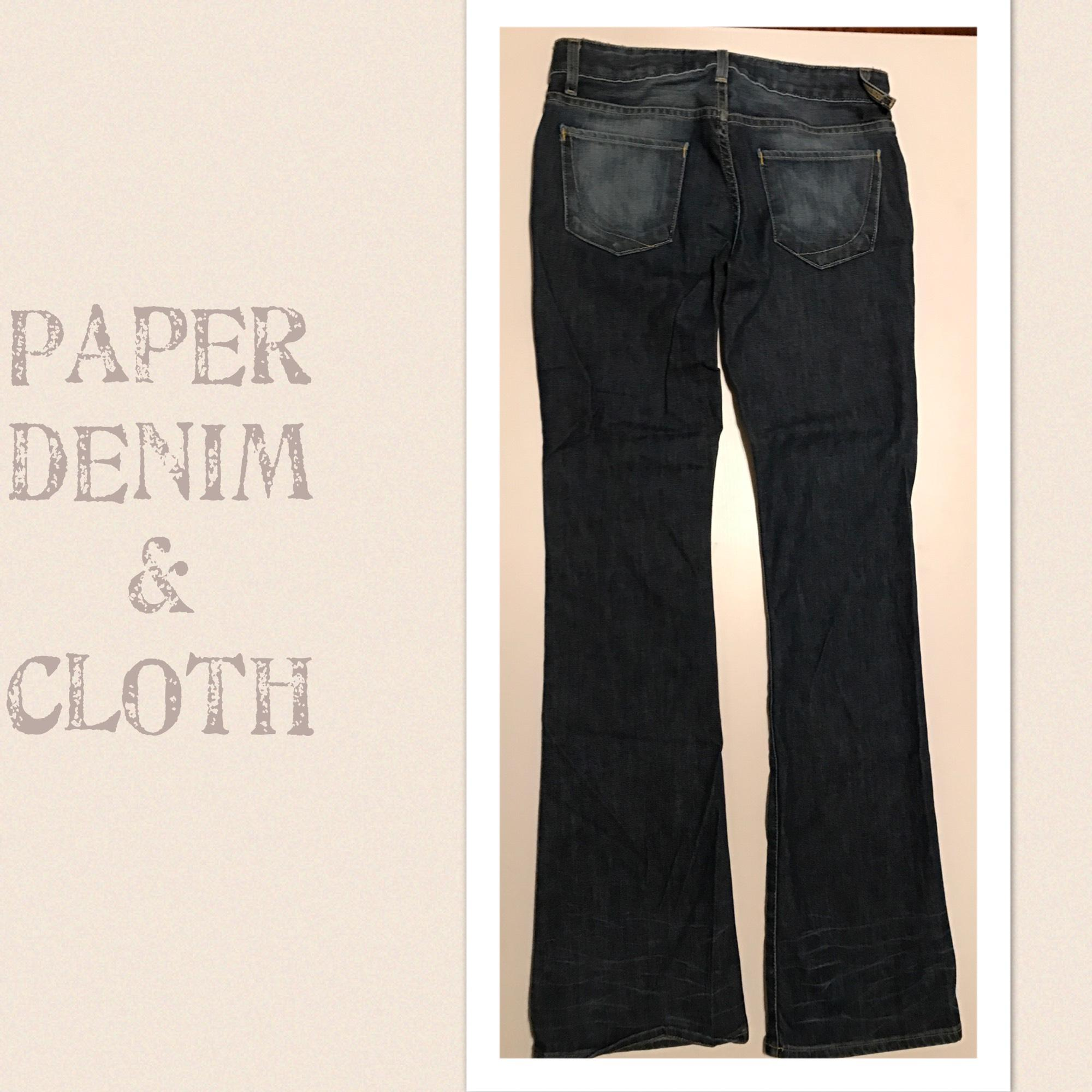 paper denim and cloth jeans price Score on the style, score on the price free shipping on  paper denim cloth cds chambray and clothing  fdj french dressing jeans coolmax denim olivia crop in.
