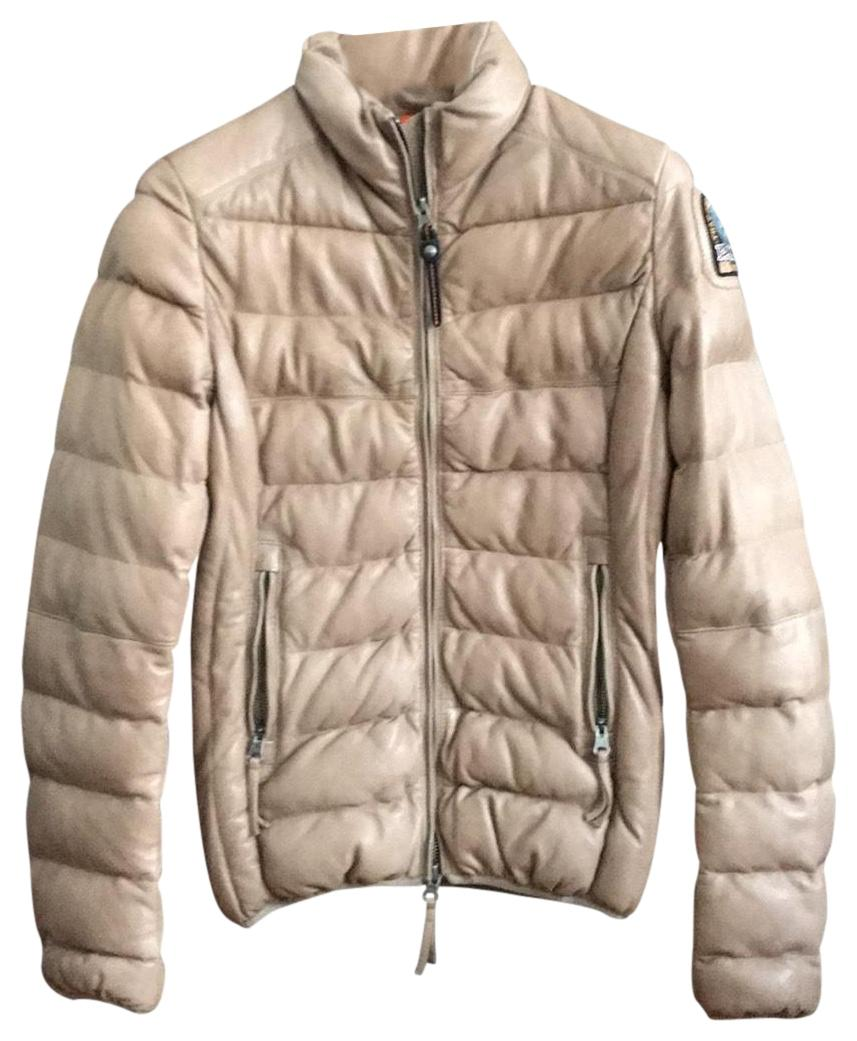 398531d7 ... ireland parajumpers cappuccino leather jacket ff243 3838e