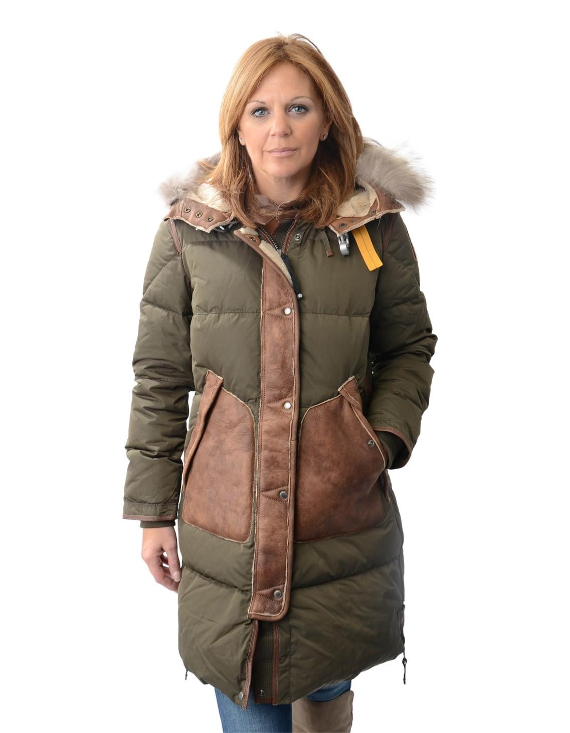 long bear parka parajumpers